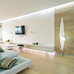 MODERN APARTMENT IN WHITE