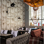 FREUD COFFEE HOUSE IN ROSTOV-ON-DON