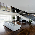 EXCLUSIVE HOUSE IN MINIMALISM STYLE. BEAUTY AND NOTHING MORE
